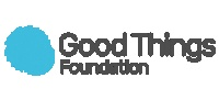 Client Logo Good Things Foundation